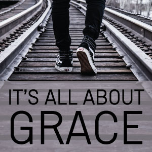 Image result for it is all grace