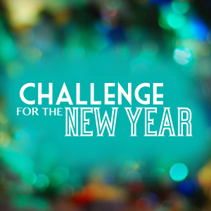 Challenge for the New Year